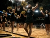 CU dance team excites the crowd prior to the start of the Buffs' game agaist Arizona. (James Bradbury/CU Independent)
