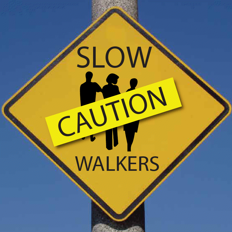 Image result for slow walker