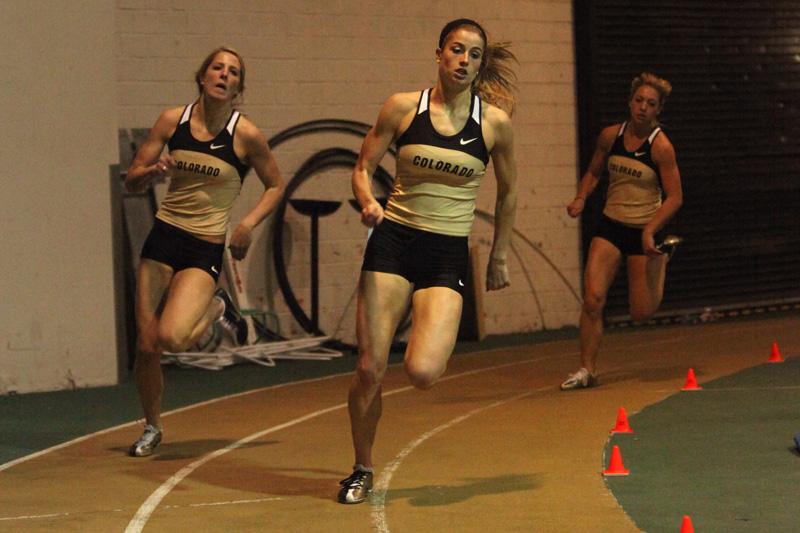 CU track and field finish strong at AFA