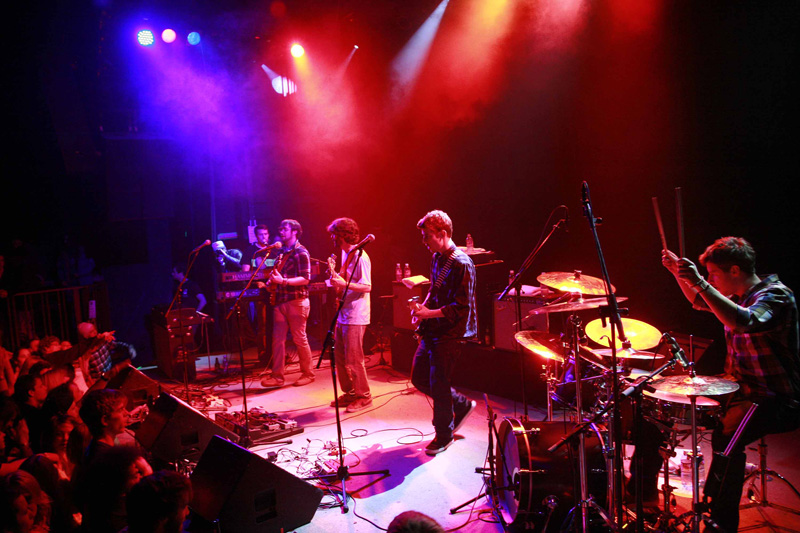 Technicolor Tone Factory captures crowd at the Fox