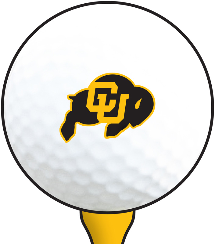 The men's golf team took eight at the Pac-12 Tournament over the weekend in Oregon. (CU Independent Illustration/Josh Shettler)
