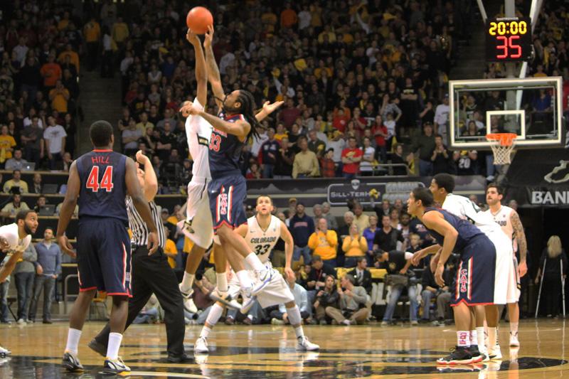 Buffs basketball snatch win in Utah
