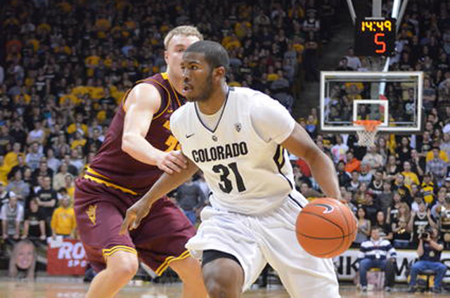 Buffs go back to work against UNLV