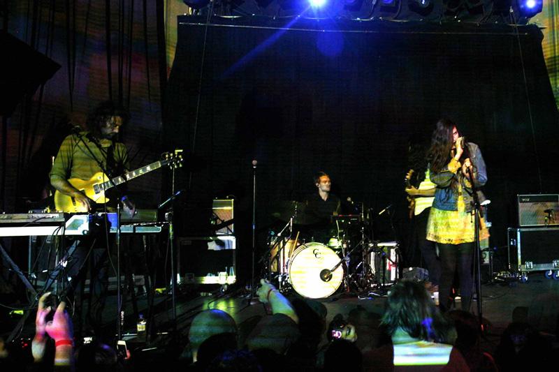 Cults bring '60s dream pop to Bluebird Theater