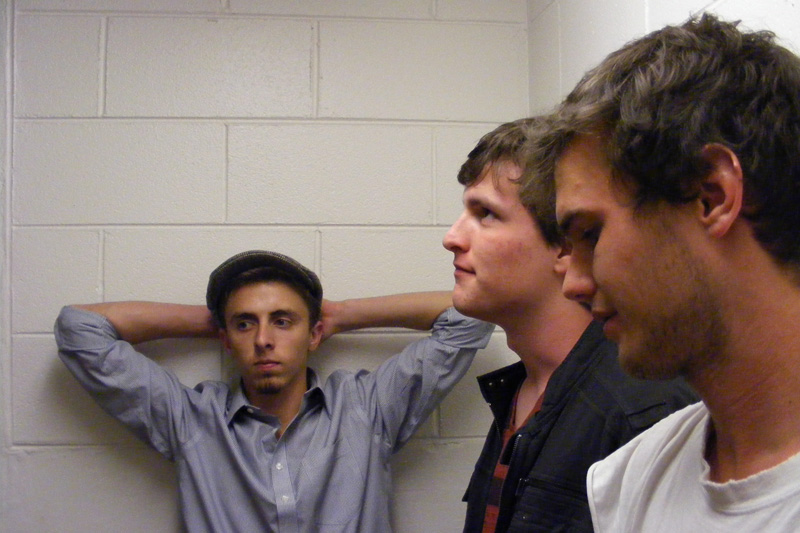 Interview with local band, Life in a Glass House