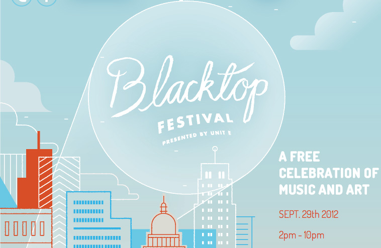Unit-E's Blacktop Music & Art Festival promises to be anything but normal