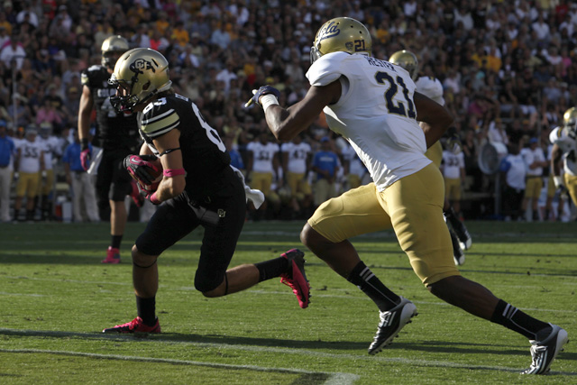 Turnovers kill Buffs in 42-14 loss to UCLA