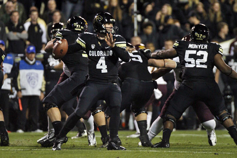 Buffs look toward Eugene