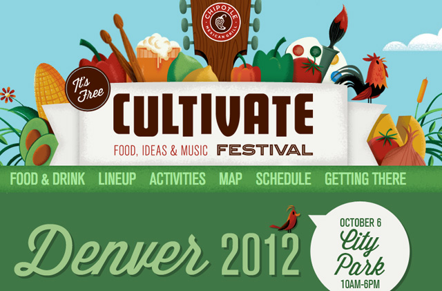 Chipotle Cultivate Festival on Saturday sure to be a hit for foodies and music nerds alike