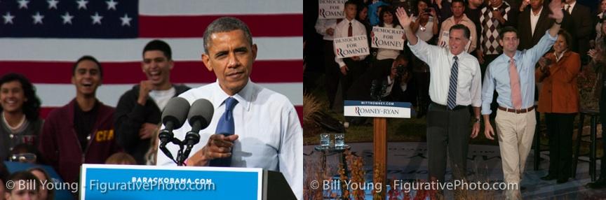 Obama Romney cover
