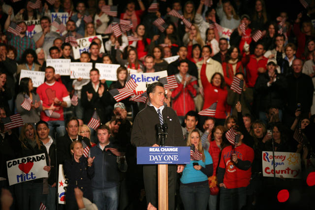 Presidential candidates make final appearances in Colorado