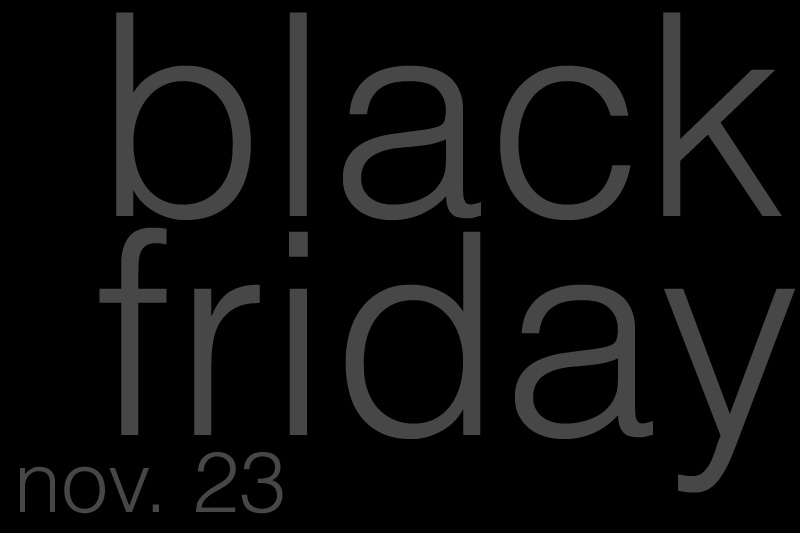 Shoppers guide to conquering Black Friday