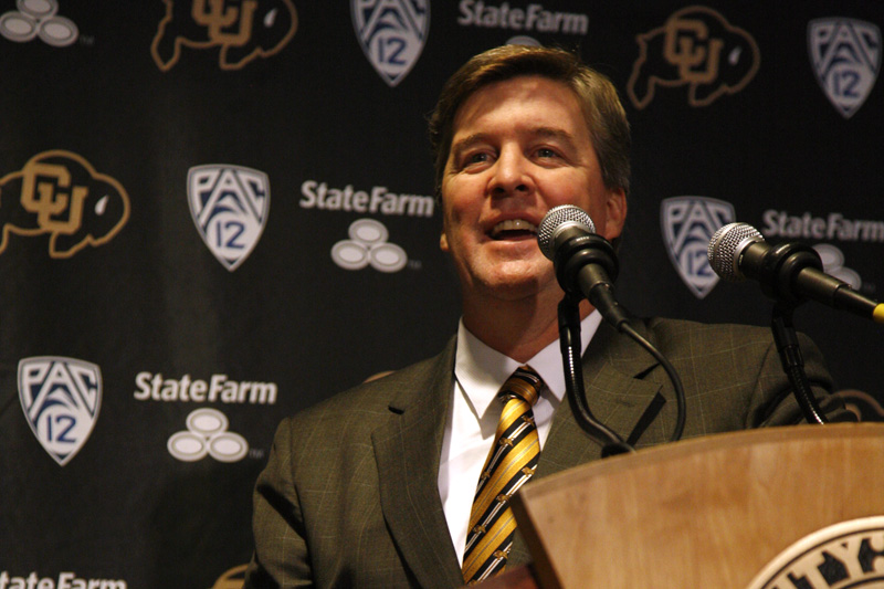San Jose State's Mike MacIntyre accepts CU head coaching job