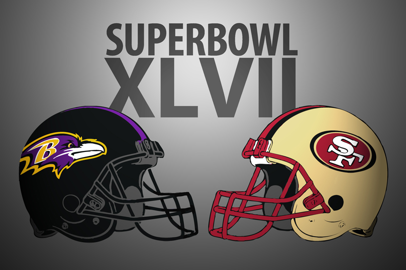 Prepare yourselves for Super Bowl XLVII