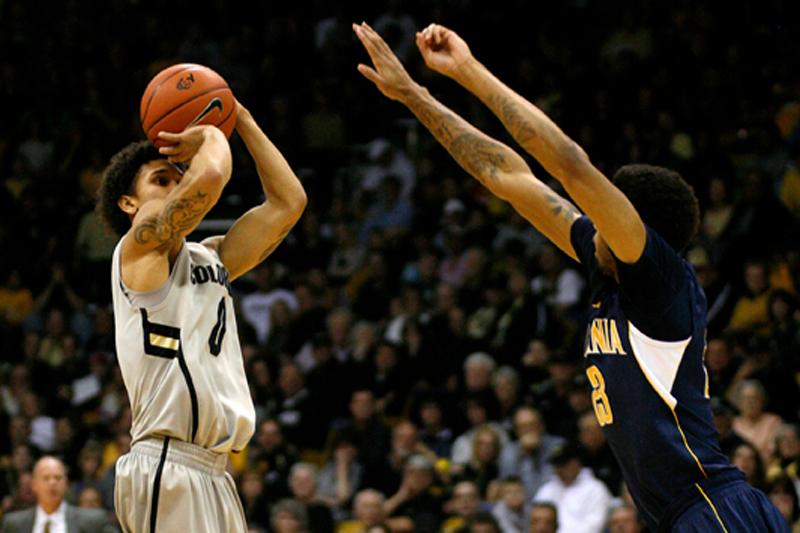Buffs prove that basketball is a team sport
