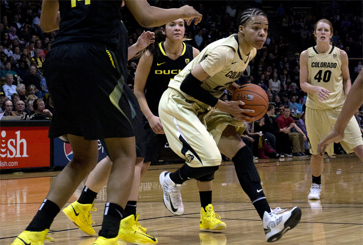 CU women's basketball player drafted into the WNBA