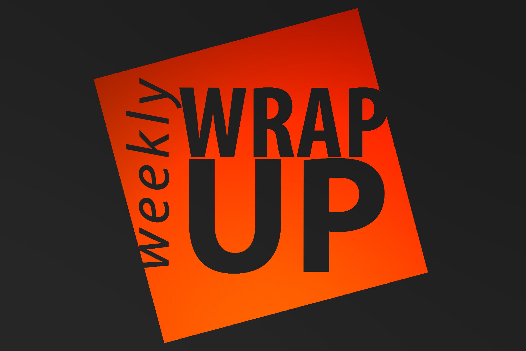 Sports Weekly Wrap-up