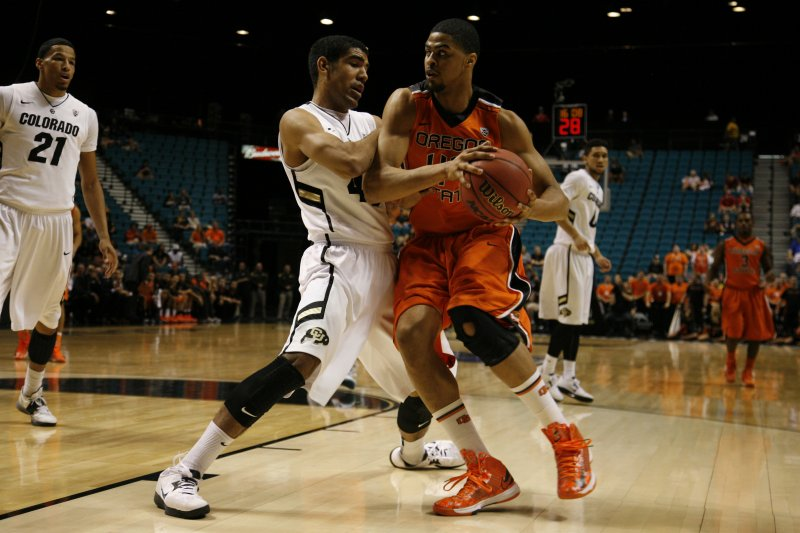 Revenge is sweet: Men's basketball holds off Ore. State