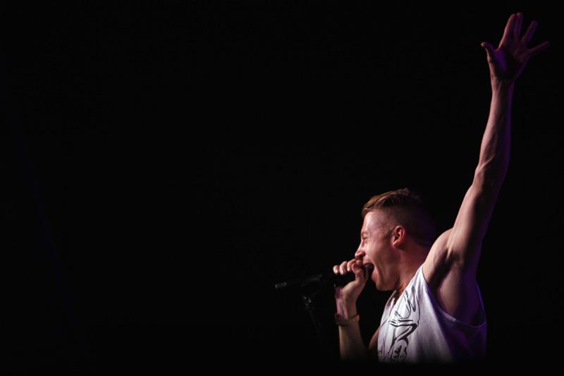 Photos: Macklemore & Ryan Lewis at CU