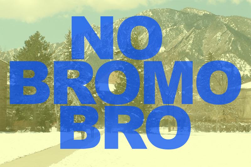 No bromo, bro: A look at CU's bro culture