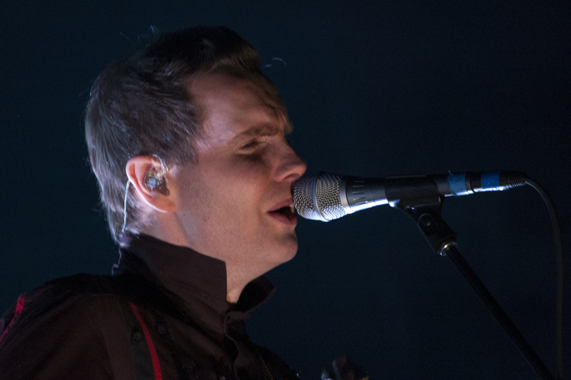 Sigur Ros create ambient atmosphere at 1stBank Center