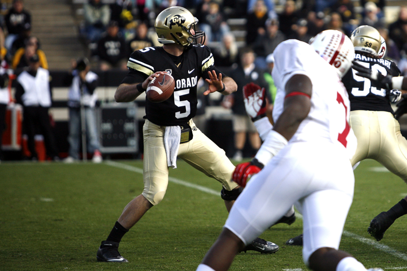 Opinion: Injury and transfer leave one attractive option for QB position