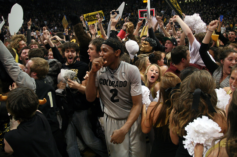 CU men's basketball season ends with high hopes for next season