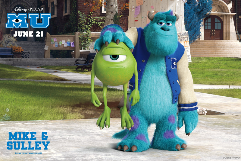 """Monsters University"" makes college seem less scary"