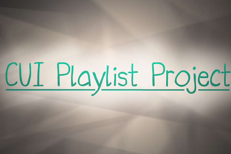 Project Playlist: The fall playlist