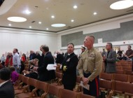 UMC rededication honors veterans