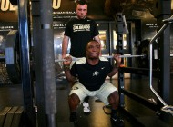 Train, eat, sleep, repeat: Weight a 24/7 battle for Buffs