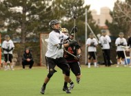 CU men's lacrosse falls at home to Arizona State