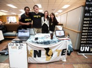 Unite ticket sweeps spring student government elections
