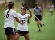 CU women's lacrosse blows out Presbyterian College