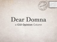 Dear Domna: Technology has your whole relationship in its hands