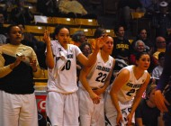 CU women's hoops drop home game to Washington