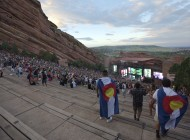 Red Rocks music preview