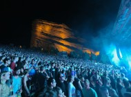 Music at Red Rocks and the First Bank Center