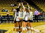 Colorado volleyball sweeps at Omni Invitational