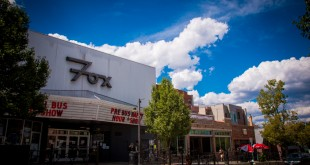 The marquee of the Fox Theatre on the Hill in Boulder. (Robert Hylton/CU Independent)