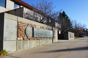 CU Parking Services is located on Regent Drive near the Enineering building on CU Boulder's campus. (Emma Pion-Berlin CU Independent)