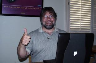 Courtesy of Steve Wozniak (Al Luckow/ Wikimedia Commons)