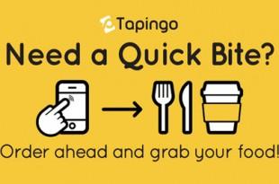 Courtesy of Tapingo Inc.