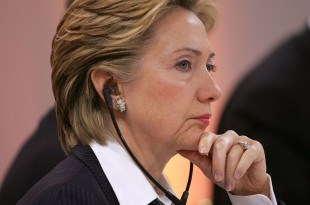 Hillary Clinton. (Courtesy of www.securityconference.de/Wikimedia Commons)
