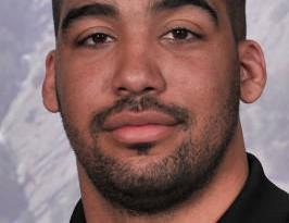 CU defensive lineman Nathaniel Blake Robbins. (CUBuffs.com)