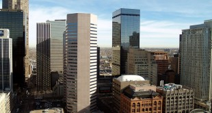 Downtown Denver. (David Shankbone/ Wikimedia Commons)