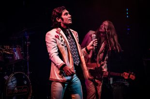 The Growlers at the Fox Theatre in Boulder, Colorado on Saturday, Sept. 17, 2016. (Robert Hylton/CU Independent)