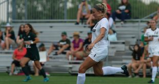 The CU Women's Soccer team took on the Michigan State Spartans on Thursday, Sept. 1, 2016. (Alexandra Greenwood /CU Independent File)