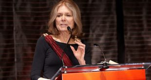 Gloria Steinem. (Courtesy of WikiCommons)
