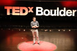 TEDx made its annual trip to Boulder Sept. 17, 2016. (Lucy Haggard/CU Independent)